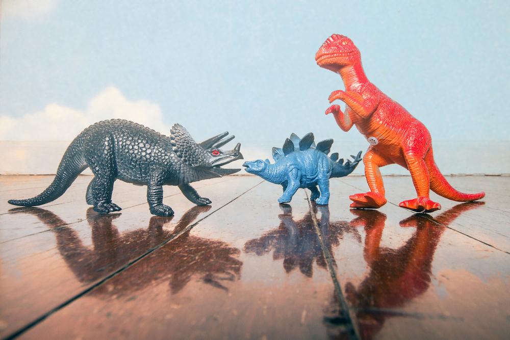 Parques de dinosaurios en España para disfrute de grandes y pequeños (iStock).